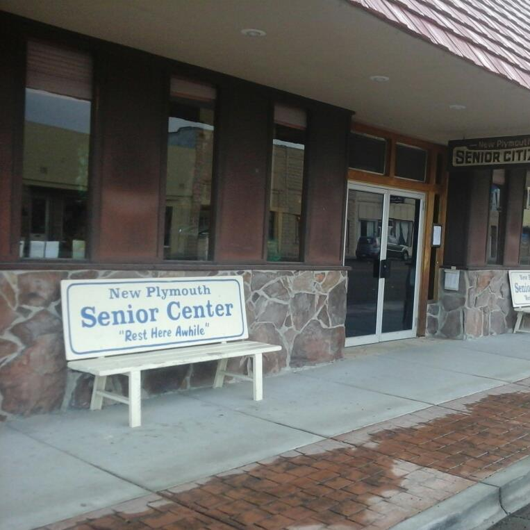 New Plymouth Senior Center